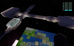 Galacticraft Space Station (1.7.10) Minecraft