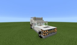 ♠The Pope Mobile ♠ Minecraft Map & Project