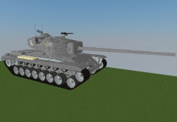 T29E3 Minecraft Map & Project