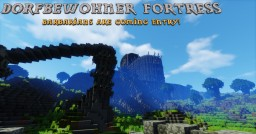 Dorfbewohner Fortress- Barbarians are Coming Entry! Minecraft
