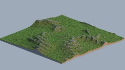 Tribal Hills Minecraft Map & Project