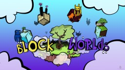 Block Worlds (1.10, 1.11) Minecraft Server