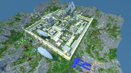 Fort Maraon - Military defense base Minecraft
