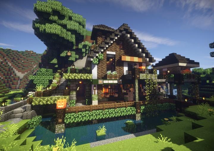 Planet Minecraft Mizuno  Craft
