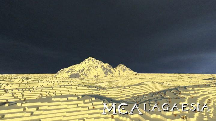 The Hadarac Desert