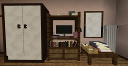 My Real Life Bedroom in Minecraft Minecraft Project
