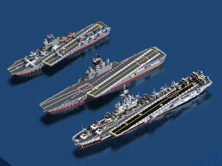 The evolution of this ship