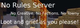 DirtMC | Anarchy Server | NO RULES Minecraft Server
