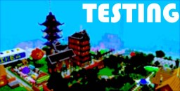 testing world Minecraft Project
