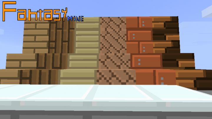 Fantasy Mine 1 10 Updated 1 10 1 9 1 8 Minecraft Texture Pack