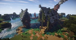Murky Manor: a Swamp survival spawn Minecraft Map & Project