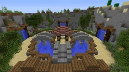 HUB/Spawn for small server Minecraft Map & Project