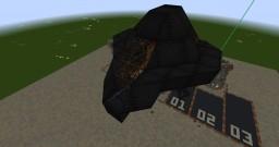 L.A.F Standard fighter Mk. II Minecraft Map & Project