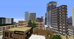 Skyland town project Minecraft Map & Project