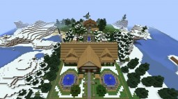 My minecraft house - edits to 'snowy' version Minecraft Map & Project