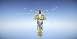 Tyrael, the Archangel of Justice Minecraft
