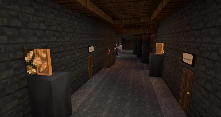 Gryffindor Common Room Minecraft Planet Minecraft • V...
