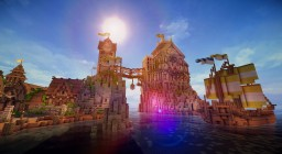 Castle Vallenstein Minecraft Map & Project
