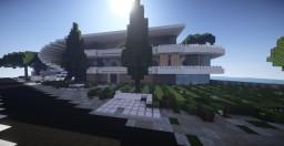 Big modern house 1 Minecraft