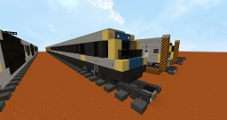 Hunter Railcar Minecraft