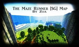 The Maze Runner [SG] Map 1.9+ Minecraft Map & Project