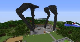 massice 3d xerneas Minecraft Map & Project