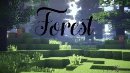 Forest Minecraft Project