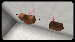 ● Minecraft: How To Make WORKING Toilet Hangers (Now Have Video) Minecraft Blog Post