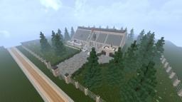 Minecraft Buildz Creative Modern House (cleared for second build on Buildz school) Minecraft
