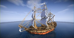 Galleon Minecraft Project