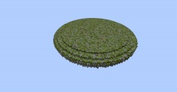 Basic Floating Island Minecraft Map & Project