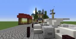 The Disney/Pixar Adventure Map  =PROJECT HELD= Minecraft Map & Project