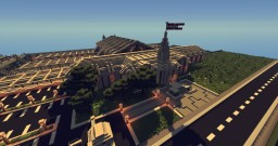 Classic Central Train Station with a Modern Twist Minecraft Map & Project