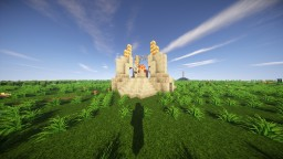one of the seven beacons of gondor (middle earth) Minecraft Map & Project