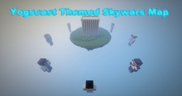 Yogscast Themed Skywars Map Minecraft Map & Project