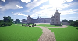 Tyreso Castle Minecraft Map & Project