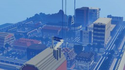 University at Diamond City, State University of Dodge Them All Minecraft Map & Project