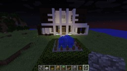 My little house Minecraft Project