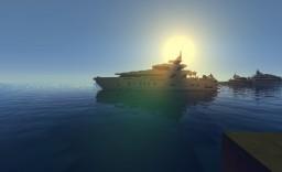 Alia Yacht Minecraft