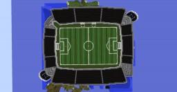 Soccer Stadium [WiP] Minecraft Project