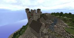 Dal'Sigbar--(Tydoria Medieval Casle) Minecraft