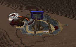 Land of Eternal Strife: Slavers of the Black Mountains Quarry Minecraft Map & Project