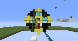 Minecraft storymode Parkour/Pixel art
