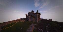Medieval City--(Chagford)(Tydoria) Minecraft Project