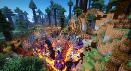 [Survival Spawn] Stellar Impact (Download / Realms) Minecraft Map & Project