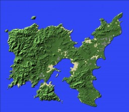 Altis Terrain - From Arma 3 to Minecraft Minecraft Map & Project