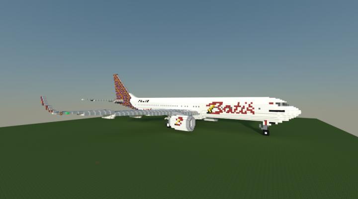 Boeing 737 900er batik air download minecraft project boeing 737 900er batik air download stopboris Choice Image