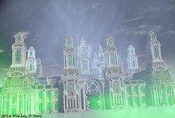 Viridis Castle Minecraft Project