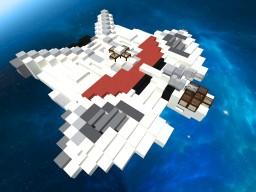 Class 720 Light Freighter STAR WARS Minecraft Map & Project