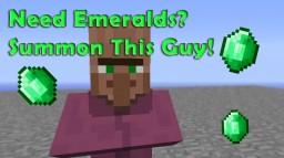 Adventurer Sales Villager Minecraft Project